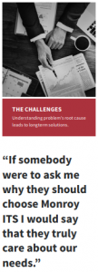 the challenges quote