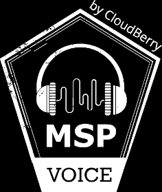 MSP Voice logo