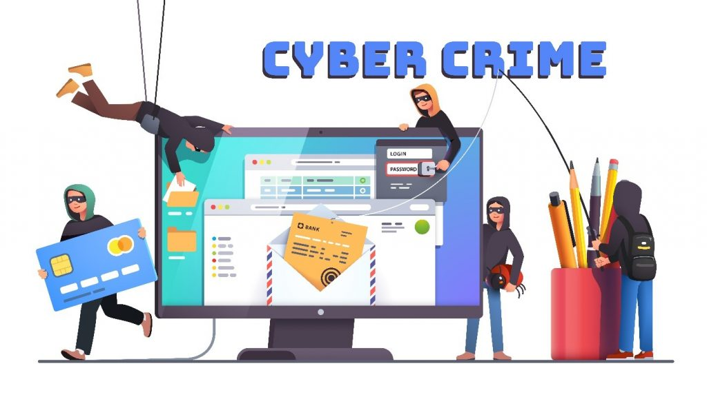 cyber crime graphic